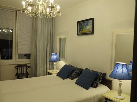 Аренда 3-х комнатной квартиры, Новинский б- 15 - Фото 1