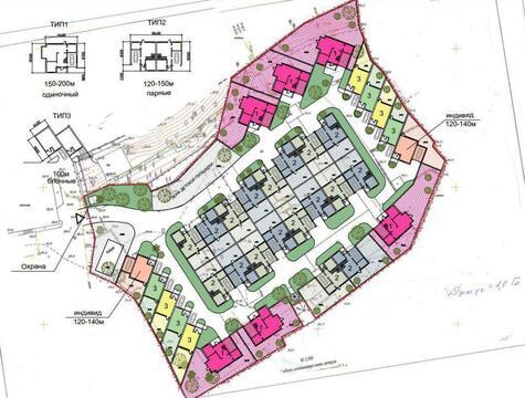 Земельный участок под строительство коттеджного поселка. Ялта пгт. Алу - Фото 2