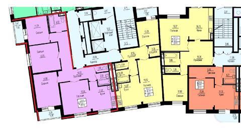 Продаю 4- комнатную квартиру 106 4 кв.м. ул. Хорошая - Фото 1
