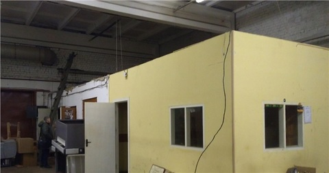 В аренду склад площадью 1000м2 пo адресу Заозерный проезд, д.7 (ном. . - Фото 4