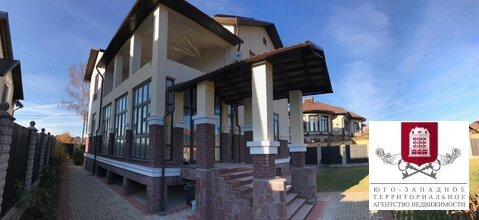 Продажа дома 500 м2 на участке 10 соток - Фото 2
