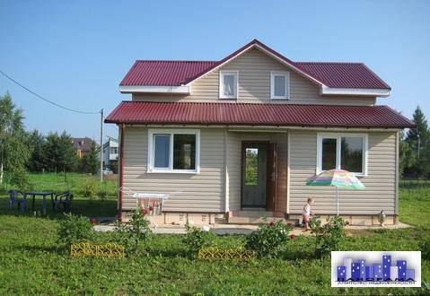Дом 100м на уч 12 сот ИЖС в д. Миронцево - Фото 1