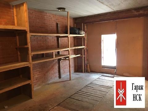 Продам гараж в современном кооперативе. ГСК Центр Щ №7, магазин Эрнест - Фото 4