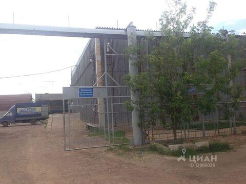 Продажа склада, Астрахань, Ул. Рождественского - Фото 1