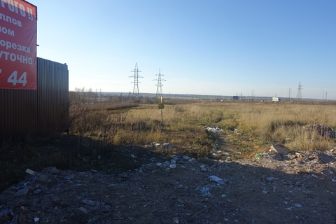 Земля под склады в Еганово - Фото 2
