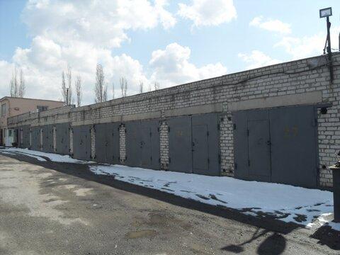 Гараж: г.Липецк, Лесная улица, Аренда гаражей в Липецке, ID объекта - 400031598 - Фото 1