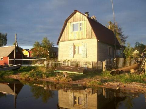 Дом на берегу озера Сямозеро, Карелия - Фото 2