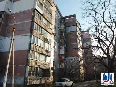 Купить двухкомнатную квартиру в центре Новороссийска дешево - Фото 1