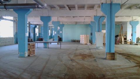 Сдам производственно-складское помещение 2600 кв.м. - Фото 1