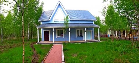 Всеволожский район, массив Блудное, СНТ Родничковое, дом 180 кв.м. на . - Фото 1