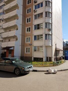 Однокомнатная Квартира Область, улица Лесопарковая, д.2, Новогиреево, . - Фото 3