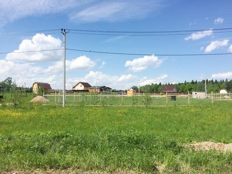 Участок 11,5 соток д. Беклемишево 45 км от МКАД по Дмитровскому шоссе - Фото 3