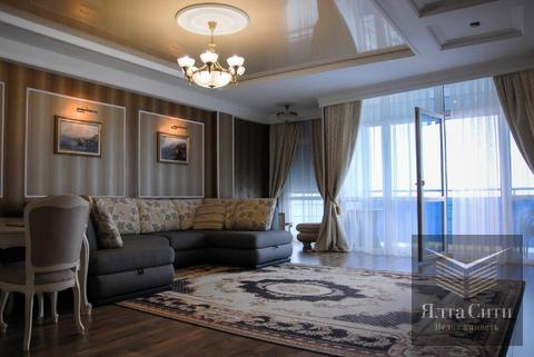 Гурзуф, берег моря, 2-комнатные апартаменты c прекрасным видом - Фото 1