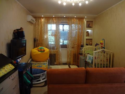 1-комнатная хрущёвка с евроремонтом, ул. Волгоградская, 7 - Фото 2