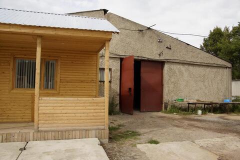 Складское помещение, 770 м2 c бетонированной площадкой - Фото 3