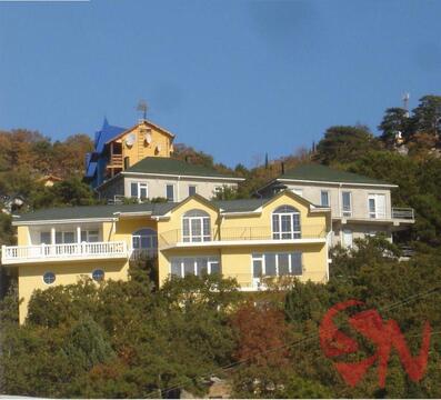 Предлагается на продажу гостиница в крымском поселке Гаспра. Отель - Фото 1