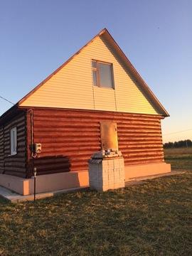 Новый дом из сруба р.п. Старожилово - Фото 4