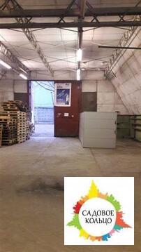 Под склад, отаплив, выс. потолка: 3,5 м, огорож. /охран. терр. Складс - Фото 3
