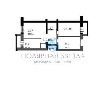 Продажа квартиры, Кудряшовский, Новосибирский район, Зелёная - Фото 1