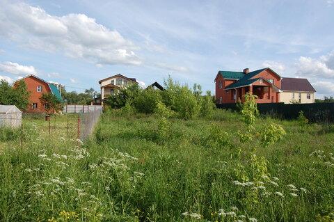 Земельный участок в г. Домодедово, р-н Константиново - Фото 1