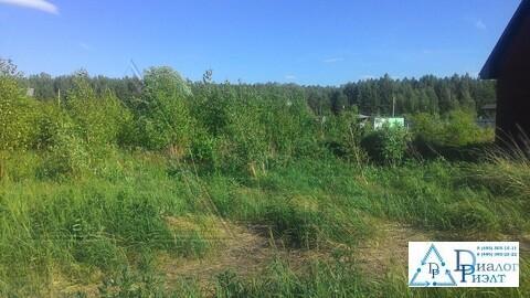 Продается земельный участок 5,6 соток, п.Рылеево, рядом г Бронницы - Фото 3