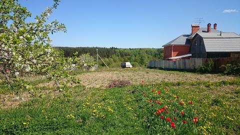 Предлагается к продаже земельный участок 12 соток в деревне Бородино - Фото 3