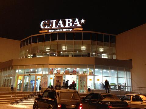 Торговое помещение 56 кв. м на 2 этаже в ТЦ «Слава» - Фото 1
