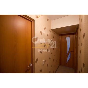 Продается отличная 1-комнатная квартира по улице Хрустальная, дом 28 - Фото 3