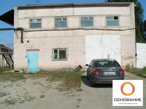 Продается производственно-складская база - Фото 5