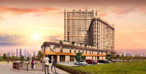 Продажа трехкомнатная квартира 89.99м2 в ЖК монтекристо секция б - Фото 3