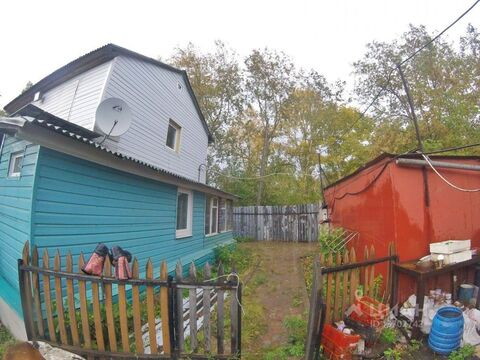Продажа дома, Комсомольск-на-Амуре, Ул. Гаражная - Фото 1
