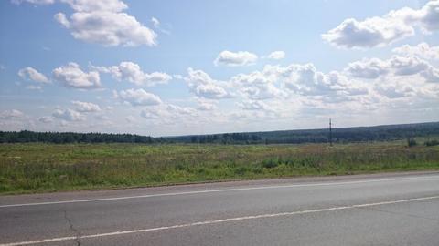 Земельный участок 3,8 Га 36 км от МКАД в село Белый Раст - Фото 3