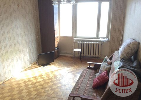 1-комнатная квартира на улице Химиков 18. - Фото 1