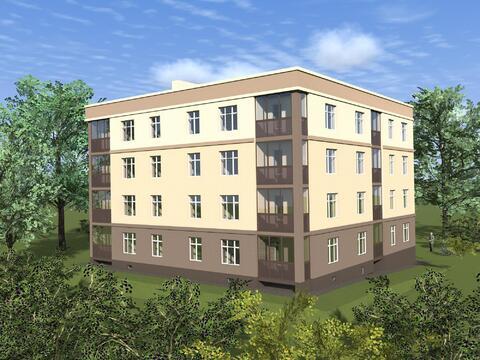 1 комнатная квартира в строящемся доме на ул. Ново-Ямская