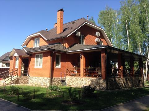 Жилой дом д. Углешня Чеховский р-н - Фото 2