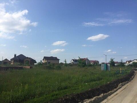 Продаётся участок в п. новодубовской - Фото 1