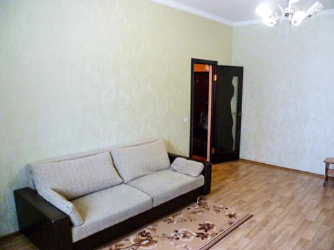 Сдается 1-комнатная квартира 45 кв.м. в новом доме ул. Белкинская 46 а - Фото 2