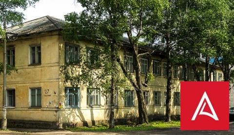 Здание общежития в г. Осташков, Тверская область - Фото 1