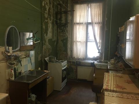 Продается комната в 5-комнатной квартире, ул. Пионерская, д. 45 Б. - Фото 1