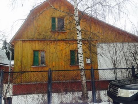 Продается 2х этажная дача 110 кв.м. на участке 12 соток - Фото 1