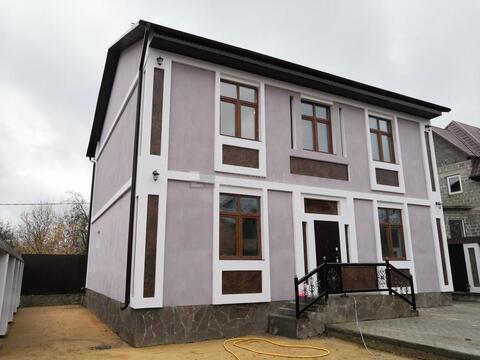 Дом 220 кв.м, Участок 4 сот. , Каширское ш, 3 км. от МКАД. - Фото 1