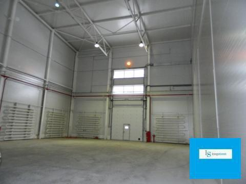 "Аренда склада класса ""в+"" общей площадью 6000 кв.м, 7 км от МКАД - Фото 1"