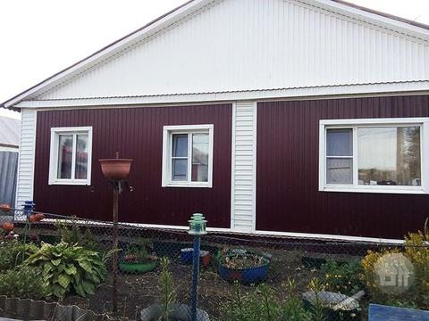 Продается дом с земельным участком, рп. Мокшан, ул. Планская - Фото 1