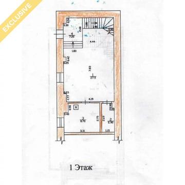 Коммерческое помещение 200м2, три этажа - Фото 2