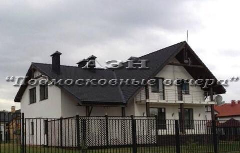 Каширское ш. 17 км от МКАД, Григорчиково, Коттедж 348 кв. м - Фото 1