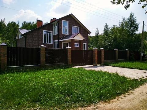 Дом в Чепелёво 240кв.м - Фото 1