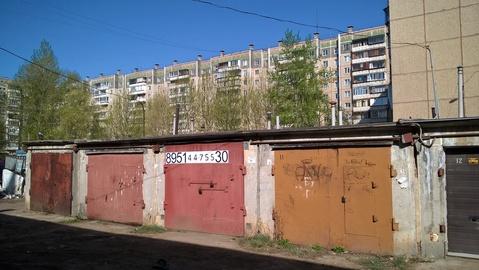 Гаражи и стоянки, ул. Салавата Юлаева, д.23 к.А - Фото 1