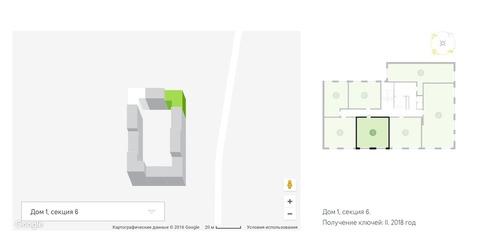 Продажа квартиры, Видное, Ленинский район, Д. Сапроново - Фото 2