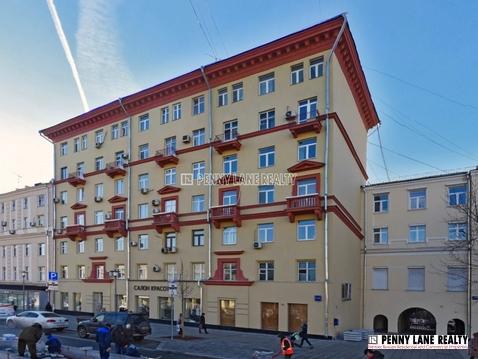 Продажа квартиры, м. Парк Культуры, Зубовский б-р. - Фото 1
