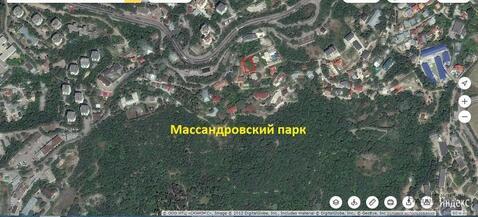 Земельный участок в Ялте, 6.5 соток, в элитном районе города-Дубки - Фото 5